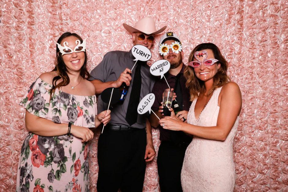 Best Photo Booth Sarasota Wedding